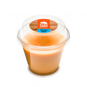Smoothie wortel voor slikproblemen eiwitverrijkt van fijnproevers productfoto