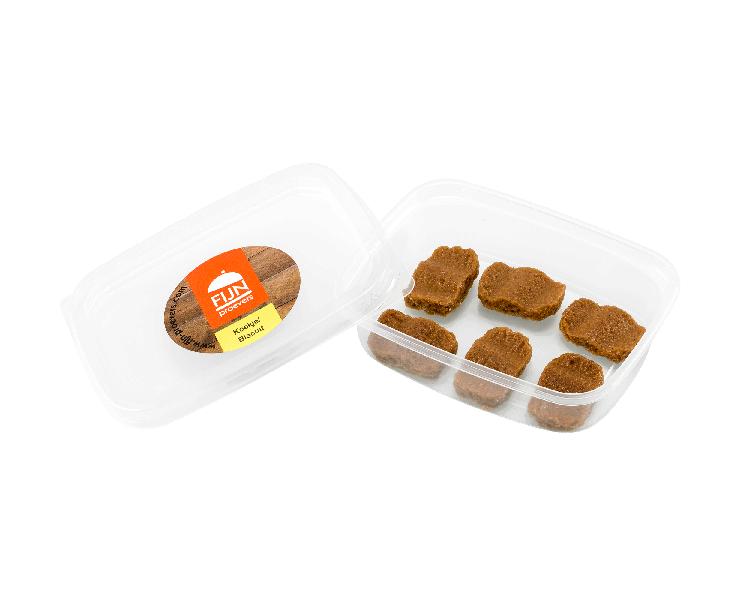 Snacks koekjes voor slikproblemen eiwitverrijkt van fijnproevers