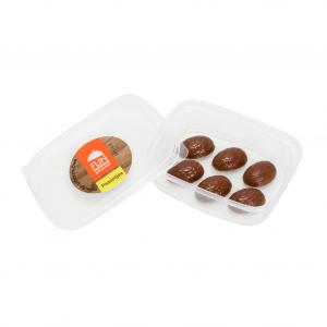 Snacks paaseitjes voor slikproblemen eiwitverrijkt van fijnproevers productfoto