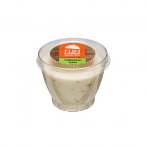 Tussendoortje kaas mousse voor slikproblemen eiwitverrijkt van fijnproevers productfoto