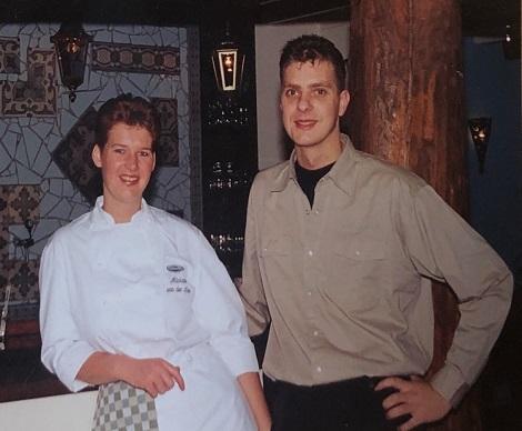 Miriam en Adrie van der Loo 1998