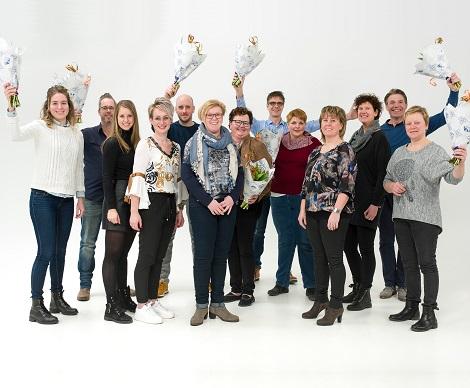 Teamfoto Fijnproevers & Smaakgeheimen