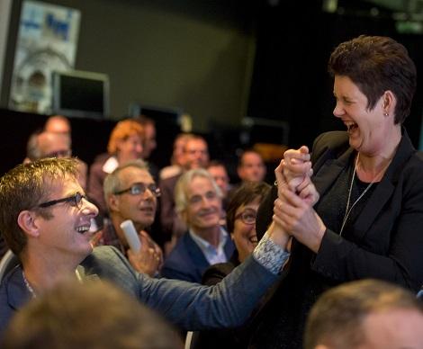 Herman Wijffels Innovatieprijs 2014. Foto Marco De Swart
